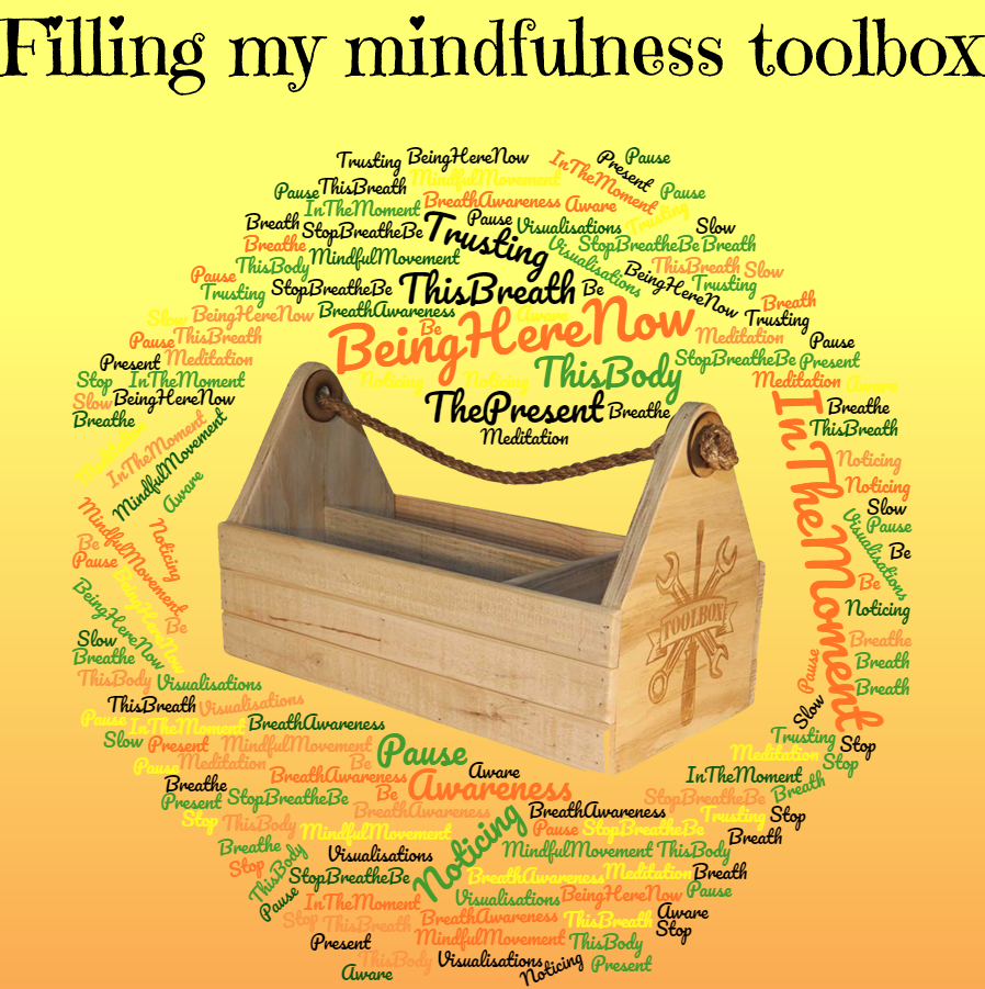 Filling my mindfulness toolbox